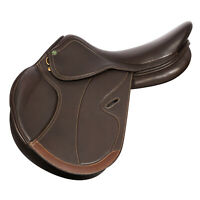 Henri de Rivel Devrel Luxembourg Close Contact Saddle - Short Flap