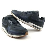 Nike Air Max Mens Size 12 LTD 687977-404 Shoes Navy Blue & White UK 11
