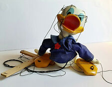 Pelham Puppet -  Disney DONALD DUCK - All Good - Strings connected. Lovely