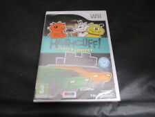 Heathcliff The Fast and The Furriest Nintendo Wii 3 Racing Game
