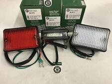 Bearmach Land Rover Series & Defender 90/110 LED Reverse Light, Fog & Reg Lights