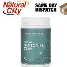 Australian Bentonite Clay 1 kilo FOOD GRADE- Limited Time Special