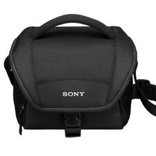 Sony LCS-U11 Soft Carrying Case Travel Bag for NEX series HandyCam CyberShot