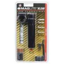 Mag-lite Xl50 Led 3-cell Aaa Flashlight - Aaa - Aluminum - Black (xl50s301c)