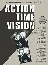 Action Time Vision  A Story Of Independent UK Punk 19761979 (4CD)