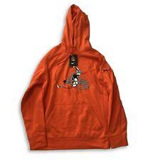 6b046eaf565 Cleveland Browns Nike Therma-fit Logo Essential Small Hoodie Sweatshirt
