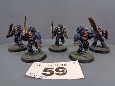Warhammer Space Marines Forge World Night Lords MKV  Assault Squad 59