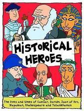 Miles Kelly, Historical Heroes, Paperback, Very Good Book