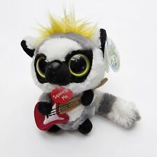"YooHoo & Friends Lemur Musical Singing Plush with Guitar - Mini 6"" Aurora"