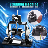 Manual Wire Stripping Machine Metal Tool Scrap Cable Copper Peeling Stripper