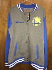 Fanatics Golden State Warriors Jacket Size L NWT