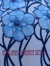 LIVRE/BOOK : STYLE LIBERTY ITALIENNE (italian liberty style,italie,art nouveau)