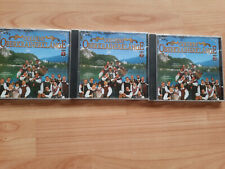 3 CD's, Goldene Oberkrainerklänge, Oberkrainer, verschiedene Gruppen