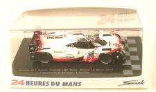 1/87 Spark 87lm17 Porsche 919 hybrid Winner 24hrs LeMans 2017 #2