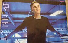 Justin Bieber  /  Cara Delevingne    __   1  POSTER    __    28 cm  x  42 cm