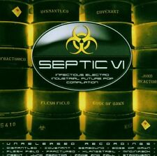 Septic vi 6 CD Covenant Flesh Field pride and cas sonore stable