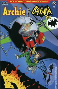Archie Meets Batman 66 #6A Allred VF 2019 Stock Image