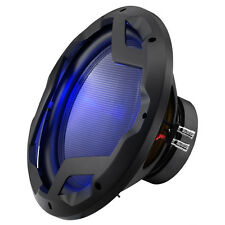 Boss Audio 12 Inch Dual Voice Coil 1600W Subwoofer w/ LED Illumination | PD12LED