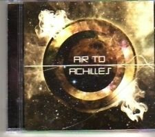 (CT855) Air To Achilles, If My Heart Stops Beating - DJ CD