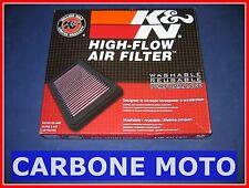 FILTRO ARIA K&N HONDA TRANSALP 650 DAL 2000 IN POI (HA6501)