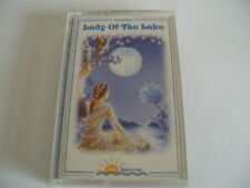 LADY OF THE LAKE - LLEWELLYN ( CASSETTE TAPE )