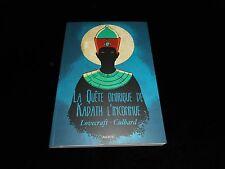 Lovecraft / Culbard La quête onirique de Kadath l'inconnue Editions Akiléos 2015