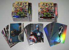 2012 Marvel Greatest Heroes MGH Master Set: Ultimat.Parallel.IAM.Shadowbox.Promo