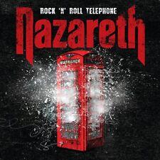 NAZARETH - ROCK'N ROLL TELEPHONE (2CD DELUXE EDITION) 2 CD NEU