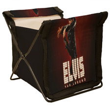 Elvis Presley Foldable Aufbewahrungskiste Schreibgeräteetui y50 v0004