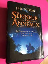 LE SEIGNEUR DES ANNEAUX TRILOGIE  FRANCE LOISIRS 2002 J.R.R.TOLKIEN ALAN LEE