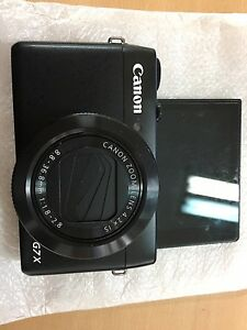 Canon PowerShot G7 X Optical Zoom 4.2x Compact G7X Digital camera used (MARK 1)
