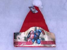 Captain America Christmas Hat ~Avengers Marvel~NWTs