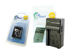 BATTERY+CHARGER FOR PANASONIC DMW-BCG10PP DMC-TZ10 TZ6