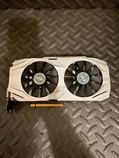 ASUS Nvidia GeForce GTX 1060 6GB White Graphics Card
