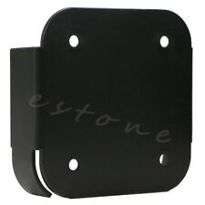1Pc Black Wall Mount Case Bracket Holder Tray For Apple TV 2 3 & AirPort Express