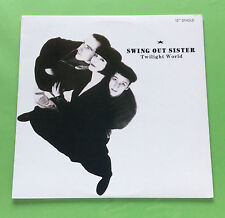 "Swing Out Sister ‎– Twilight World 12"" Single"