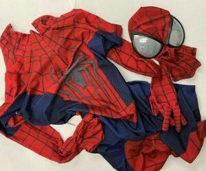 Adult Spider Miles Morales Costume Medium