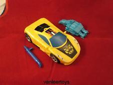 Transformers Combiner Wars G2 Menasor BRAKE-NECK (only) Yellow Leg + Pipe + Foot