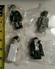 Universal Studios Monsters Kubrick Series 1 Bride Frankenstein Mummy & Dracula