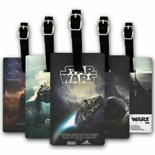Luggage Suitcase Baggage Tag Star Wars Collection 1