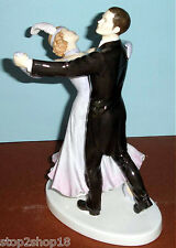 Royal Doulton Dance The Fox Trot Couple Figurine HN5445 Signed by Michael New