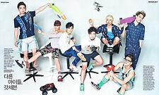 "GOT7 Poster KPOP Korea Boy Band Silk Wall Posters Decor Prints 12x18"" GOT71"