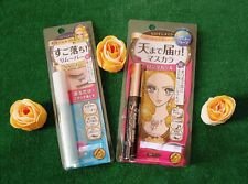 ISEHAN Kiss Me Heroine Long & Curl Mascara Super Waterproof + Remover SET JAPAN