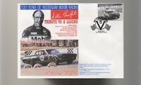 ALLAN MOFFATS RACING CARS TRIBUTE COV, FORD MERCURY