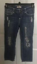Jake Jeans Capri Womens Junior Size 5