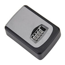 Key Box wall mount combination lock safe outside security lockout Master Storage