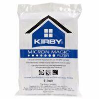 Kirby Allergen Reduction Filter Sentria 6 Pack OEM # 204811