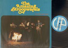 The AMAZING STROOPWAFELS In Vuur en Vlam LP Universe 1982 Fungus