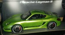HQ 1/16 Scale HQ200123 27MHz R/C Car - Porsche Cayman R - GREEN  NEW