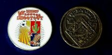 Soccer Referee Flip Coin. Red Mountain Invitational, 26th Annual Shootout